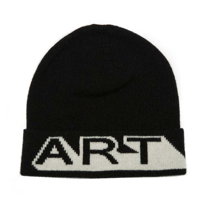 ART HAT BLACK WHITE - GREEN THOMAS