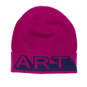 ART HAT MAGENTA BLUE - GREEN THOMAS