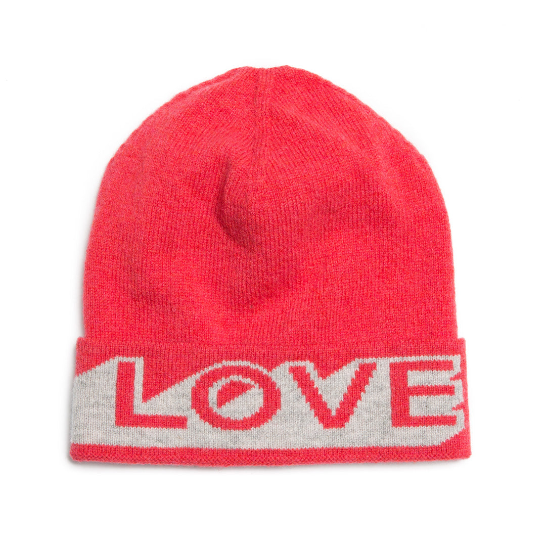 LOVE HAT CORAL SILVER - GREEN THOMAS