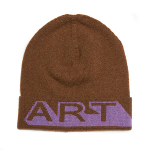 ART HAT TOFFEE VIOLET - GREEN THOMAS