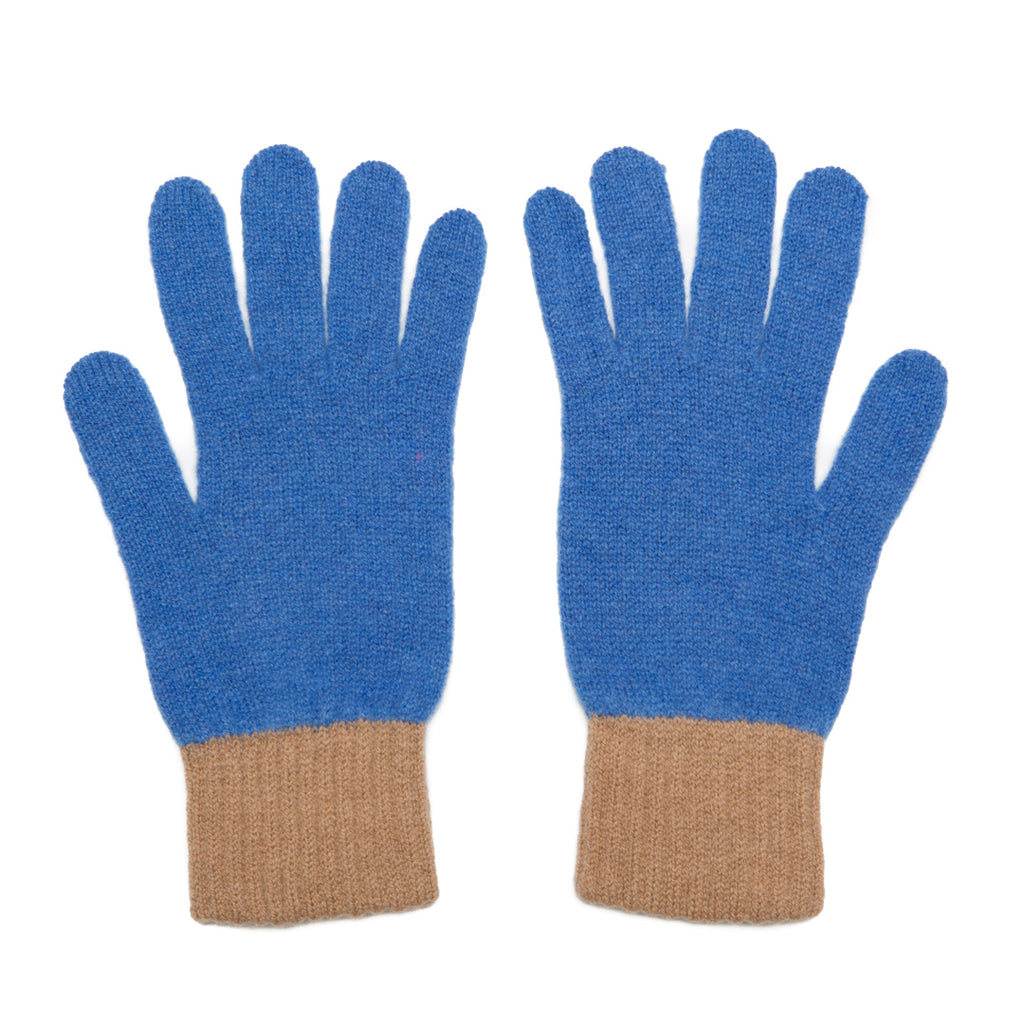 GLOVE BLUE CAMEL - GREEN THOMAS