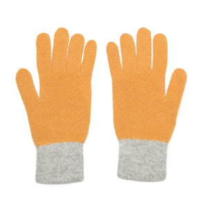 GLOVE AMBER SILVER - GREEN THOMAS