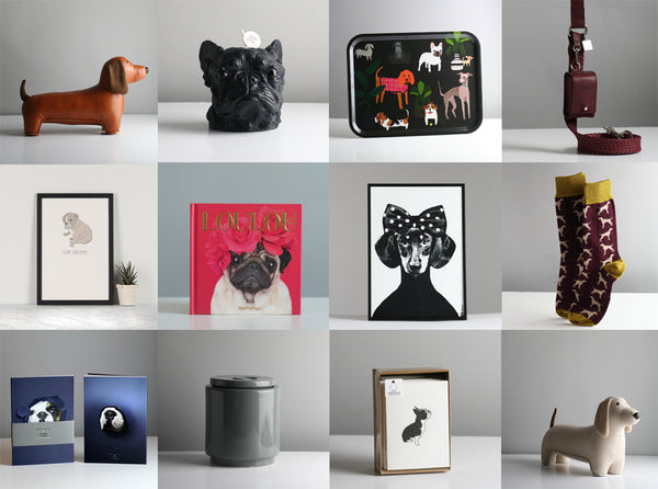 GIFT GUIDES: OUR TOP TEN GIFTS FOR DOG LOVERS