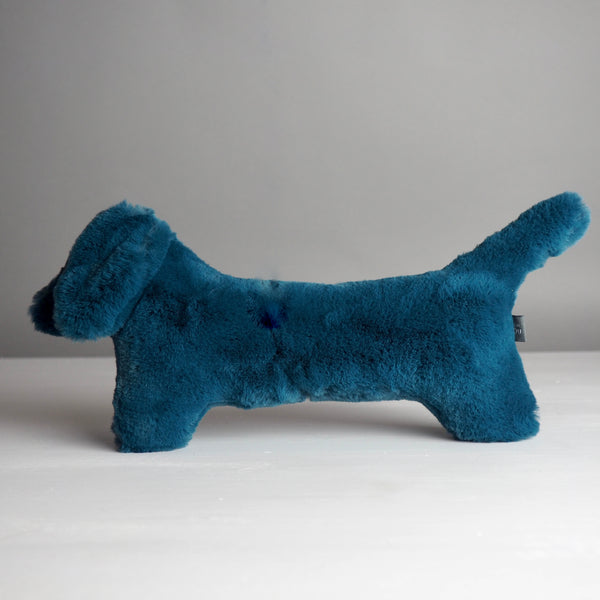 Cecil Dog Toy - Petrol