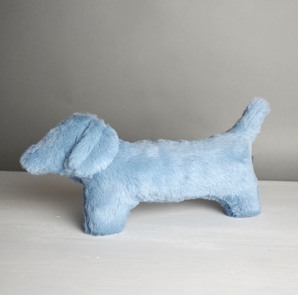 Cecil Dog Toy - Sky Blue