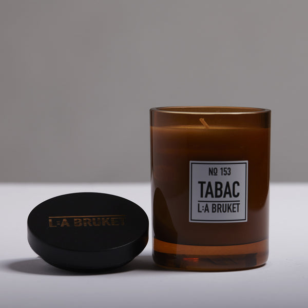 LA:BRUKET  No.153 Scented Candle - Tabac 260G