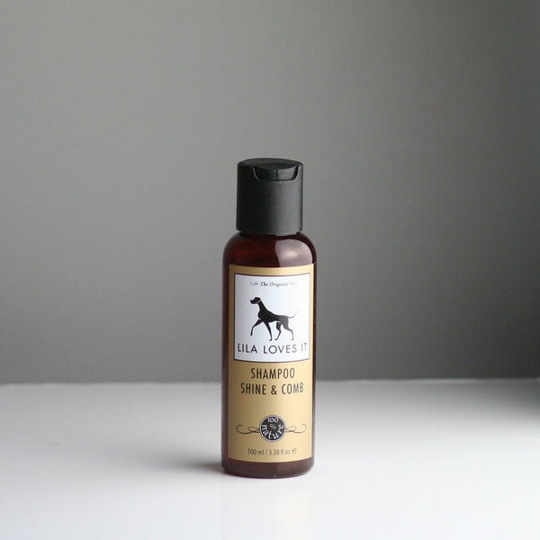 LILA LOVES IT Dog Shampoo Shine & Comb 100/250ML