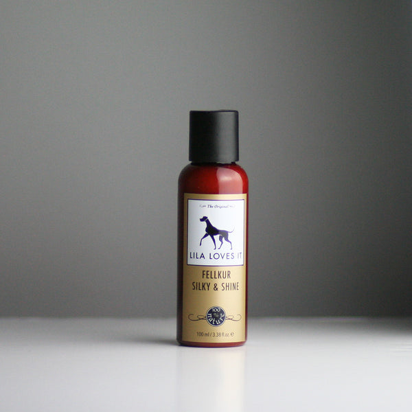LILA LOVES IT Intense Silky & Shine Dog Conditioner 100/250ml