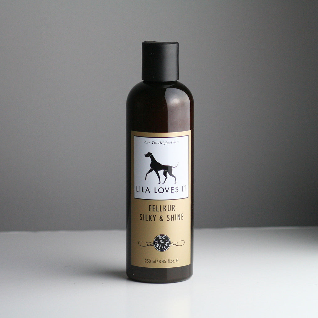 LILA LOVES IT Intense Silky and Shine Dog Conditioner