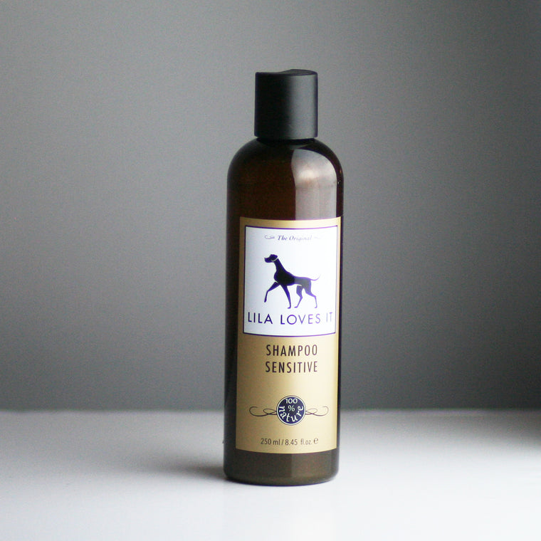 LILA LOVES IT Shampoo Sensitive for Puppies 250ml