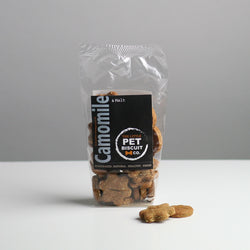 The Little Pet Biscuit Company - Camomile & Malt Dog Biscuits