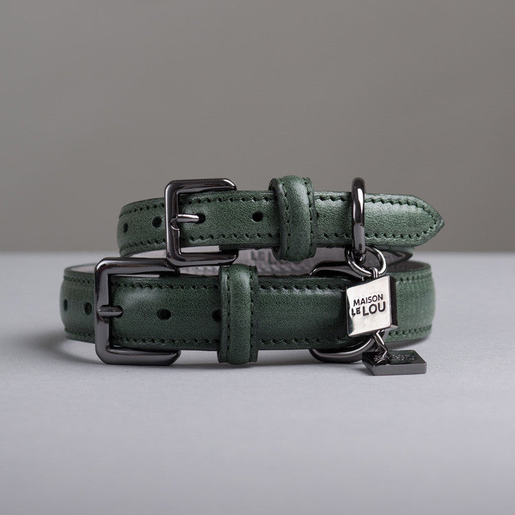 Gregory Dog Collar - Forest