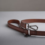 Maison Le Lou Luxury Leather dog lead