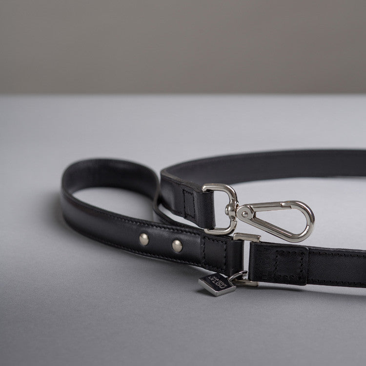 Florence Dog Lead - Black
