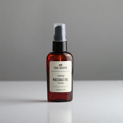 FOX & HOUND Calming Massage Oil