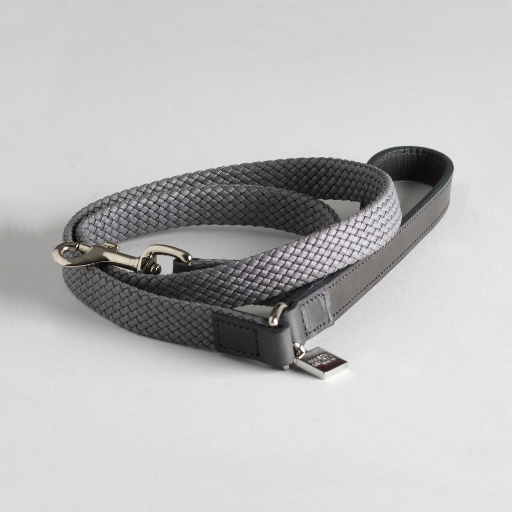 Brady Dog Lead - Grey