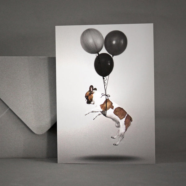 Brixton The Frenchie A6 Card - Carried Away
