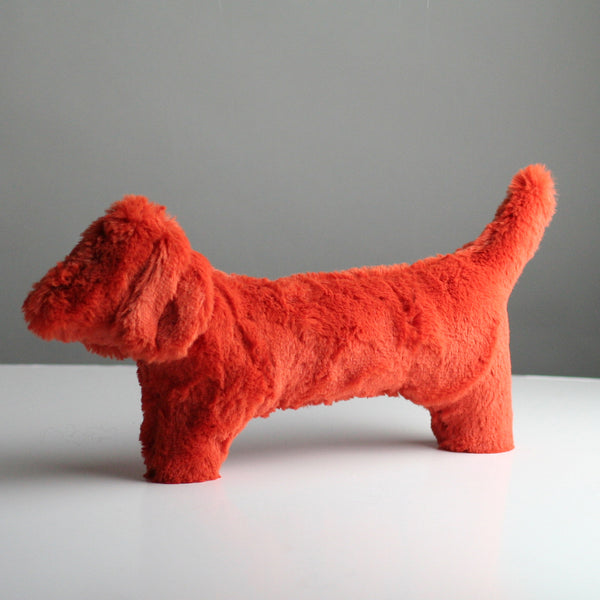 Cecil Dog Toy - Hot Spice