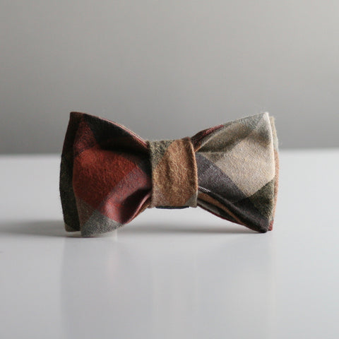 Harry Bow Tie - Cognac Mix