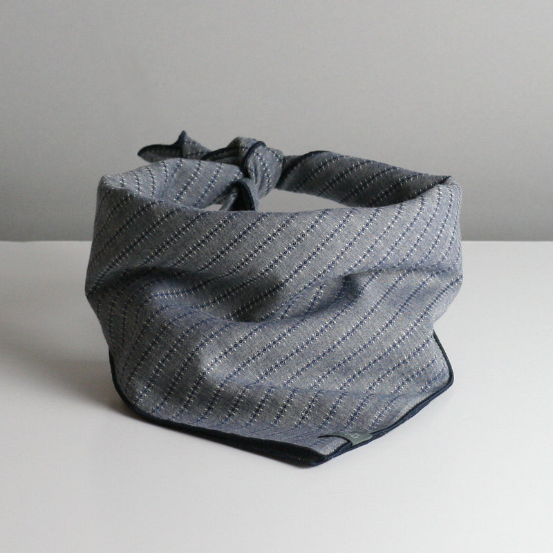 Lille Dog Bandana - Denim Blue