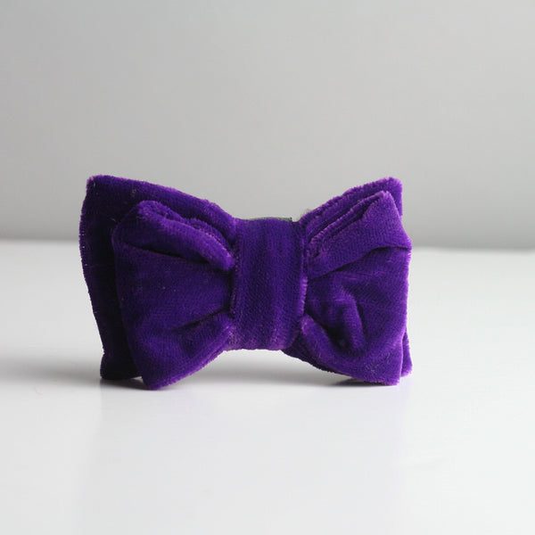 Louis Bow Tie - Purple