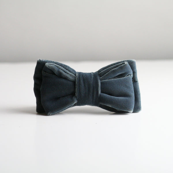 Louis Bow Tie - Grey