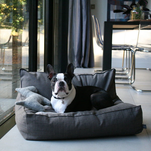 LYON - Deluxe Lounger Dog Bed - Small