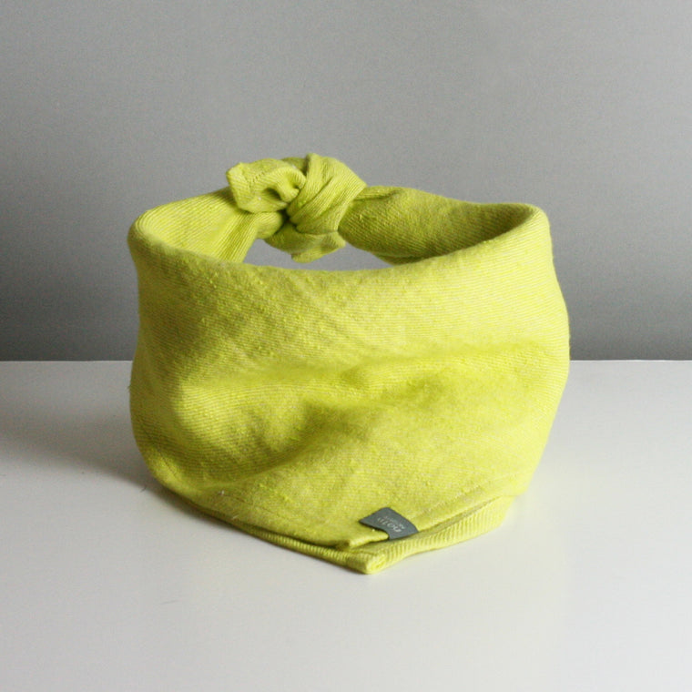 Toulon Dog Bandana - Citron