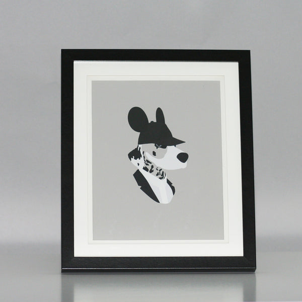 Rick The Dalmatian by Woof Models