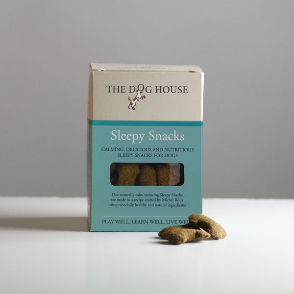 THE DOG HOUSE  - Sleepy Snacks by Michel Roux 250g Refill