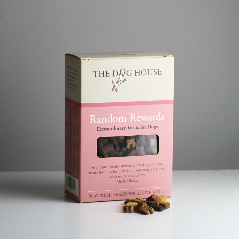 THE DOG HOUSE  - Training Treats by Michel Roux 220g Refill