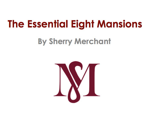 The Essential 8 Mansions