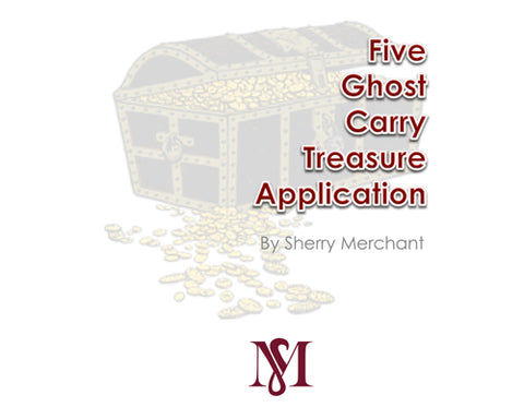 Five Ghost Carry Treasure