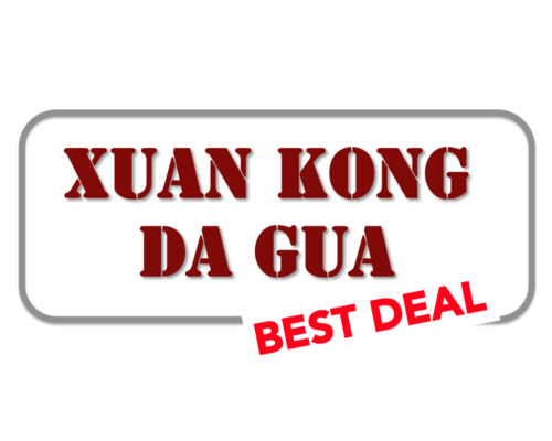 Xuan Kong Da Gua course-OFFER