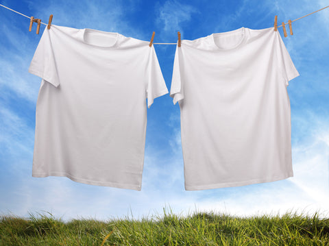 outdoor clothesline