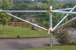Breezecatcher Umbrella clothesline TS3-100 - Breezecatcher Clothesline - 3