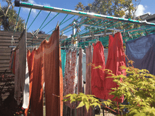 Load image into Gallery viewer, Breezecatcher clothesline drying rack 272