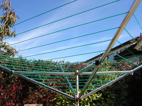 Breezecatcher clothesline TS4-200