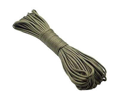 Clothesline cord nylon braided poly core 200 ft