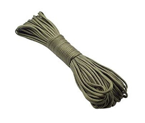 Clothesline cord nylon braided poly core 300 ft