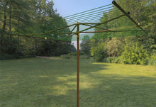 Load image into Gallery viewer, Breezecatcher clothesline WOOD-PLD-6X8-27 - Breezecatcher Clothesline - 8