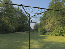 Load image into Gallery viewer, Breezecatcher clothesline WOOD-PLD-6X8-27 - Breezecatcher Clothesline - 2