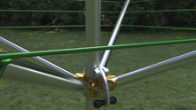 Load image into Gallery viewer, Breezecatcher clothesline TS4-36M - Breezecatcher Clothesline - 1