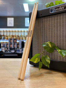 Total Percussion | American Hickory | 5A | Wood Tip | Drum Sticks
