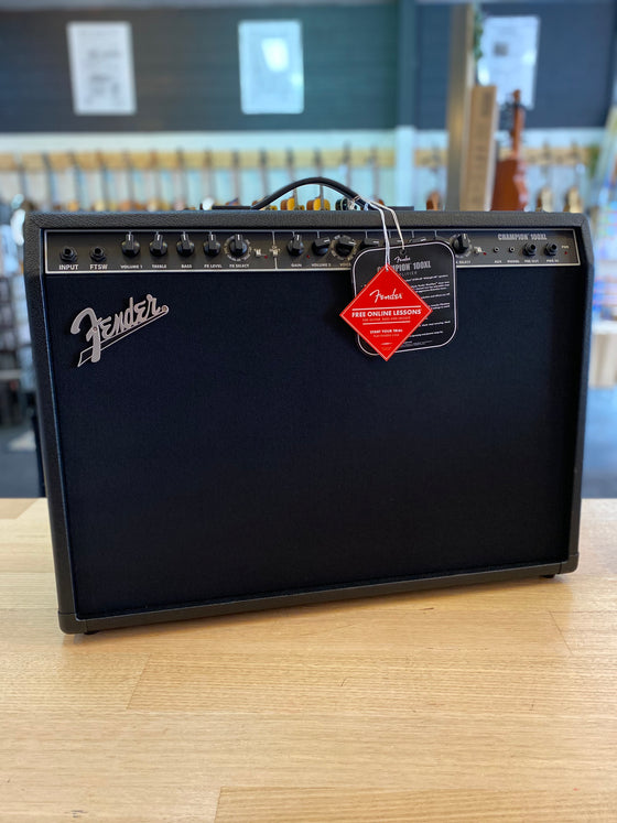 Fender | Champion 100XL  | 100w Guitar Amp