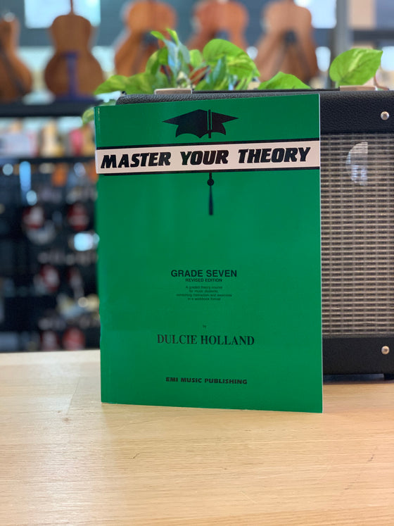 Master Your Theory | Dulcie Holland | Grade 7