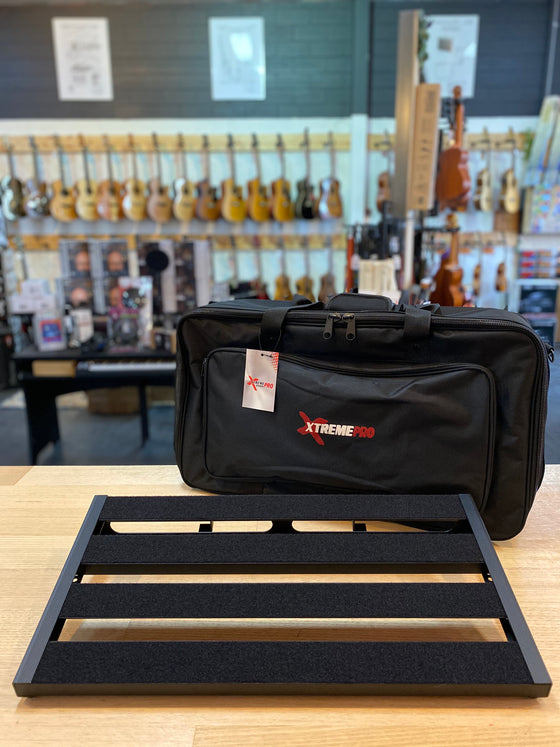 Xtreme Pro | XPB5629 | Pedal Board | with Bag | NEW!