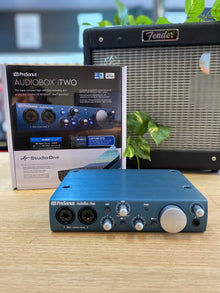 PreSonus | Audiobox iTwo | USB Audio Interface