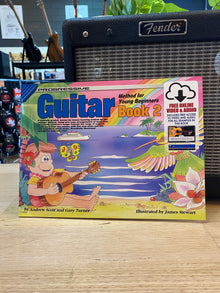 Progressive | Guitar Method for the Young Beginner | Book 2