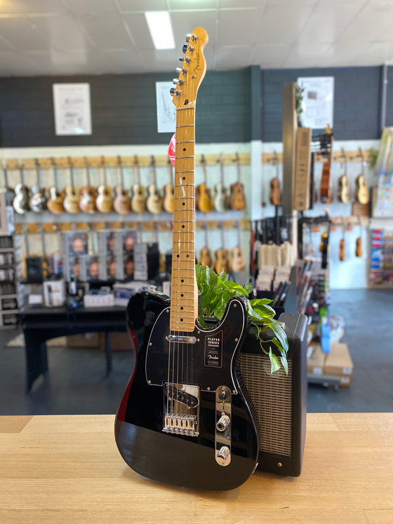 Fender | Player Series | Tele | MN | Black